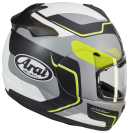 Arai AXCES 3 Helmet - Sense Yellow