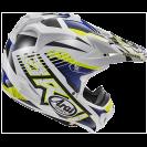 Arai MX-V Helmet - Slash Blue