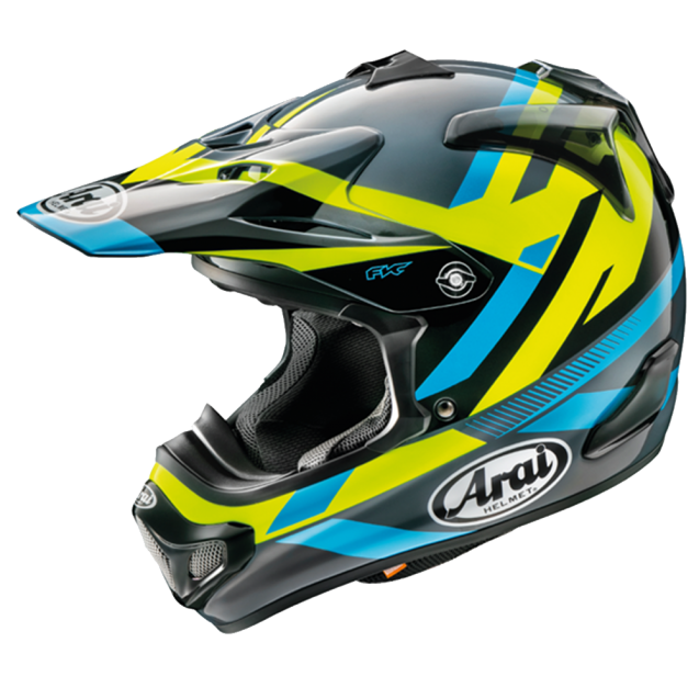 Arai MX-V Helmet - Machine