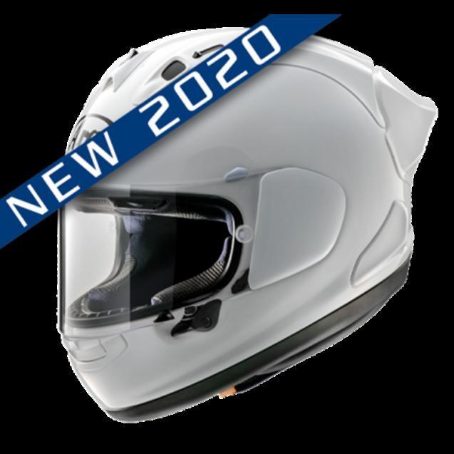 Arai RX-7V Helmet - RACING WHITE