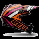 Bell MX-9 Scrub Helmet - Pink XXL