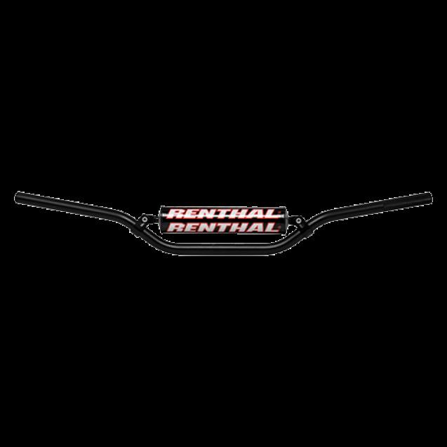 Renthal Standard 7/8 Handlebar - RC HIGH - Black